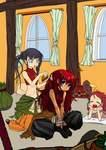 世界樹の迷宮3 モンク モン子